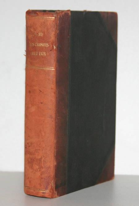 BARD (E.) - Les chinois chez eux - 1901 - Illustrations hors-texte - Photo 1 - livre de collection
