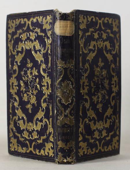 JOUHANNEAUD - Jean Népomucène, épisode du XIVe siècle - 1851 - Cartonnage - Photo 0 - livre du XIXe siècle