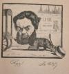 GILL - Vingt années de Paris Avec une préface de Alphonse Daudet 1883 - Gravures - Photo 0, livre rare du XIXe siècle