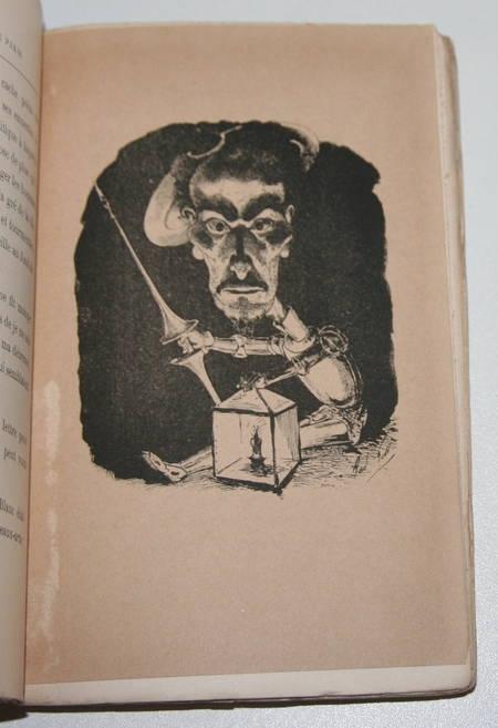 GILL - Vingt années de Paris Avec une préface de Alphonse Daudet 1883 - Gravures - Photo 1 - livre de collection