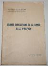 [Ophtalmologie] Gommes syphilitiques de la cornée avec hypopyon - 1933 - Photo 0, livre rare du XXe siècle