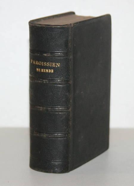 [Mende Gévaudan]Paroissien du diocèse de Mende - 1882 - Photo 0 - livre de bibliophilie
