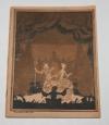 Pelléas et Mélisande - Couverture de Pierre Brissaud - Portraits d acteurs - Photo 0, livre rare du XXe siècle