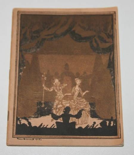 . Pelléas et Mélisande. Samedi 8 février 1930. Théâtre national de l'Opéra Comique. Saison 1929-1930, livre rare du XXe siècle