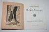 Pelléas et Mélisande - Couverture de Pierre Brissaud - Portraits d acteurs - Photo 2, livre rare du XXe siècle