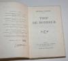 LARROUY (Maurice) - Trop de bonheur - 1928 - EO - Numéroté sur Alfa - Signé - Photo 1 - livre rare