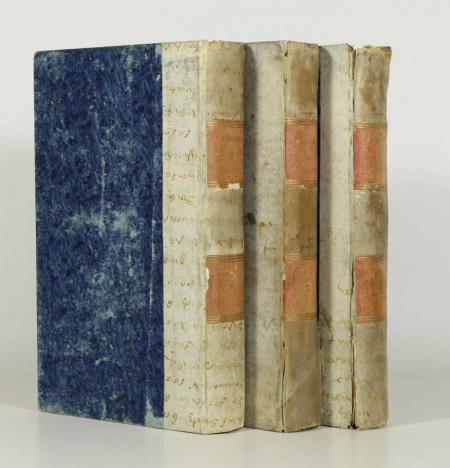 BERVILLE et BARRIERE - Mémoires de Bailly - 1821 - 3 vol. - Reliés - Photo 0 - livre de bibliophilie