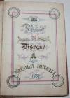 [Architecture] Vignole en italien - cinque ordini (cinq ordres) 1851 - Planches - Photo 0, livre rare du XIXe siècle