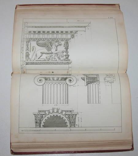 [Architecture] Vignole en italien - cinque ordini (cinq ordres) 1851 - Planches - Photo 3 - livre de collection