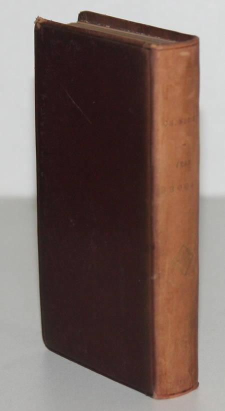 NODIER (Ch.). Jean Sbogar, livre rare du XIXe siècle