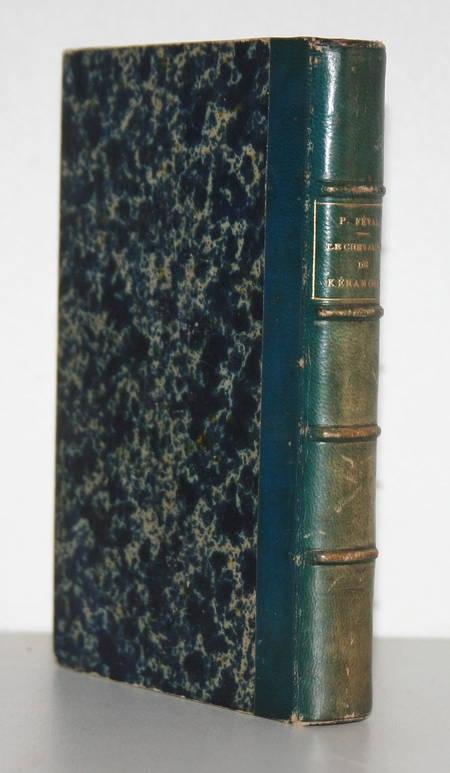 FEVAL (Paul) - Le chevalier de Keramour - 1874 - Relié - Photo 0 - livre d'occasion