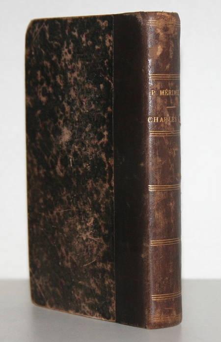 Mérimée - Chronique du règne de Charles IX - Double Méprise - Guzla - 1842 - Photo 0 - livre de collection