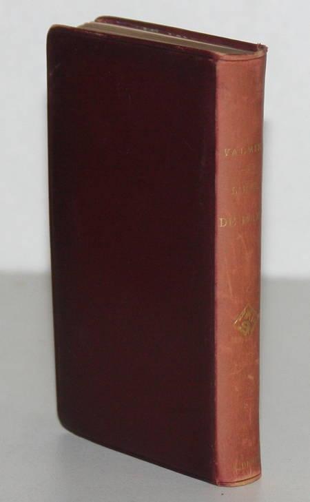 VALMIKI. L'exil de Rama, livre rare du XIXe siècle