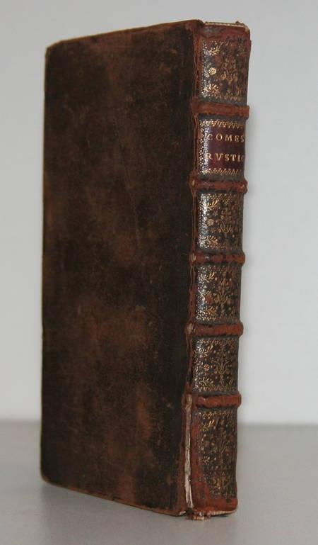 Comes rusticus ex optimis latinae linguae scriptoribus excerptus 1708 - Photo 1 - livre de bibliophilie
