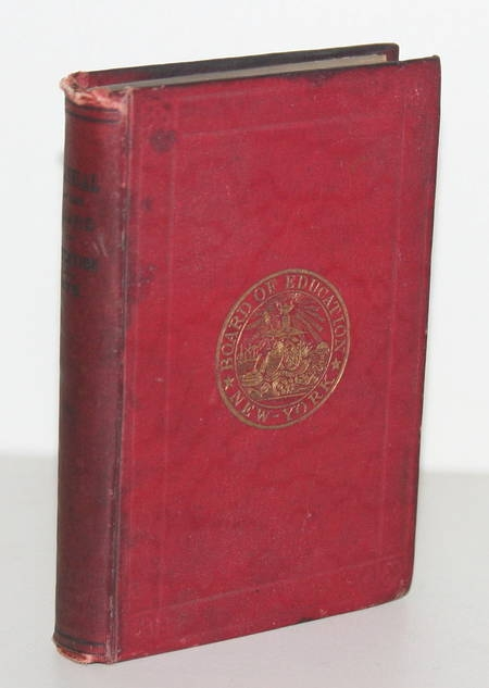 [Amérique] Manual of the Board of education of the county of New-York 1876 - Photo 1 - livre du XIXe siècle