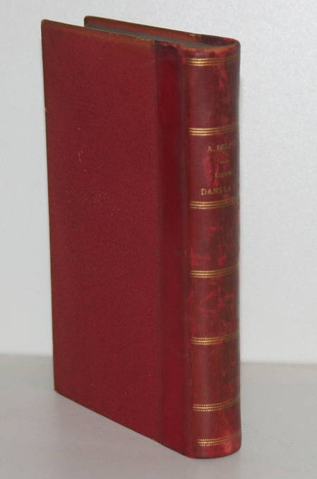 DELPIT (Albert) - Comme dans la vie - 1890 - Relié - Photo 0 - livre d'occasion