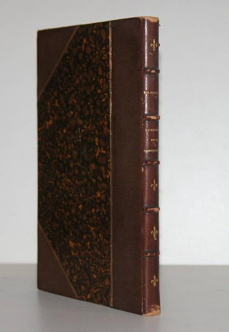 SCHERER (Edmond) - La révision de la constitution - 1882 - Relié - Dédicace - Photo 1 - livre d'occasion