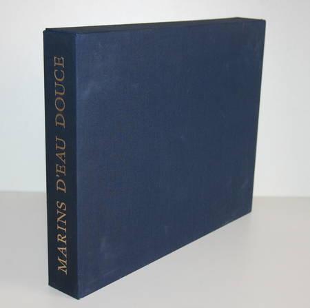 POURTALES - Marins d'eau douce - 10 eaux fortes de Joëlle Serve - 1986 - Photo 2 - livre du XXe siècle