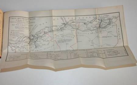 BONNET (Jules). Guide-Itinéraire des trois départements de l'Algérie, livre rare du XIXe siècle