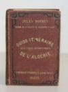 Bonnet - Guide-Itinéraire des trois départements de l Algérie - 1881 - cartes - Photo 1 - livre d occasion