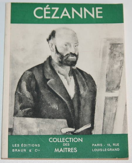 [Peinture] FAURE (Elie) - Cézanne - 1936 - Illustrations - Photo 0 - livre d'occasion