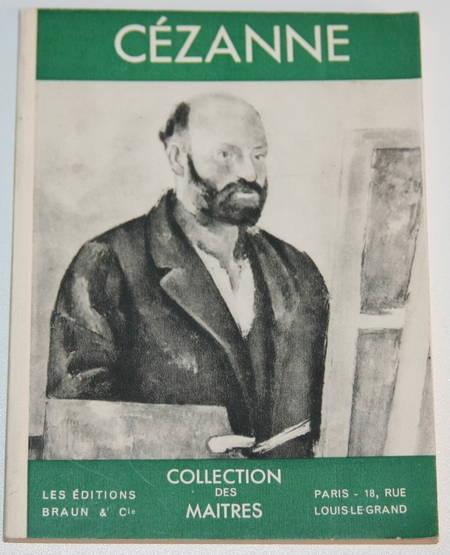 FAURE (Elie). Cézanne