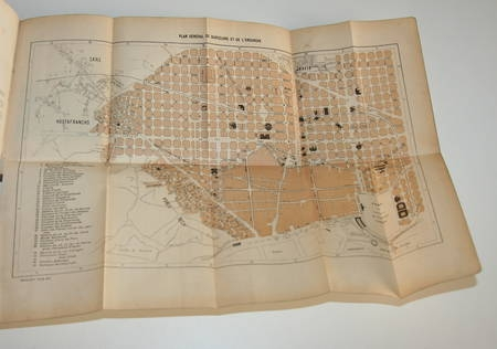 D. N. et C. L.. Guide de Barcelone et ses environs. Précédé d'un manuel de conversation français-espagnol