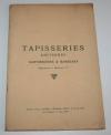 Tapisseries anciennes - Beauvais - Cantonnières et bandeaux - 1928 - Photo 0 - livre moderne