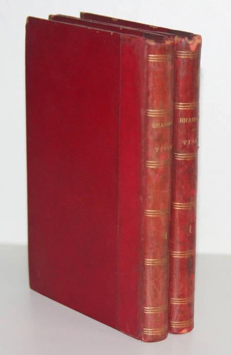 Braddon - Vixen - Roman anglais - Traduit par Mme Létant - 1883 - 2 vol Reliés - Photo 0 - livre de collection