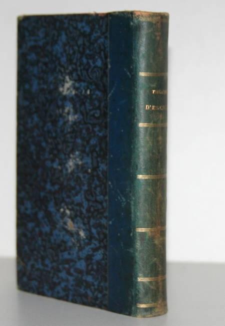 Théâtre d'eschyle. Traduction d'Alexis Perron - 1870 - Relié. - Photo 0 - livre de bibliophilie