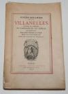 BOULMIER - Villanelles, suivies de poésies en langage du XVe siècle - 1878 EO - Photo 0, livre rare du XIXe siècle