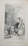 BOULMIER - Les Villanelles  - 1879 - Eau-forte de Lalauze - Photo 0, livre rare du XIXe siècle