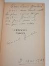 JOUHANDEAU (Marcel) - L éternel procès - 1959 - Envoi - Photo 0, livre rare du XXe siècle