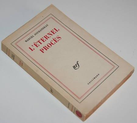 JOUHANDEAU (Marcel) - L éternel procès - 1959 - Envoi - Photo 1, livre rare du XXe siècle