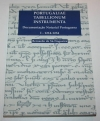 Portugaliae tabellionum instrumenta. Documentaçao notarial portuguesa 1214-1234 - Photo 0, livre rare du XXIe siècle