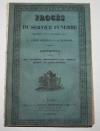 Procès du service funèbre du 14 février 1831, à St Germain Auxerrois. Accusation - Photo 0 - livre de collection