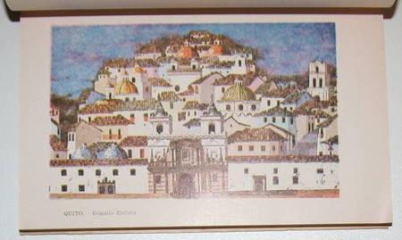 . Antologia poetica de Quito