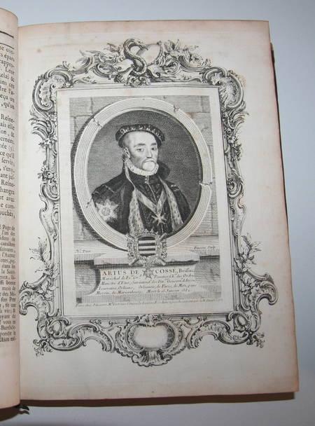 Mémoires de Sully - 3 vol. in-4 - 1745 - EO - Bibliothèque de Lamoignon - Photo 1 - livre rare