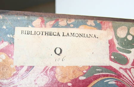 Mémoires de Sully - 3 vol. in-4 - 1745 - EO - Bibliothèque de Lamoignon - Photo 2 - livre rare