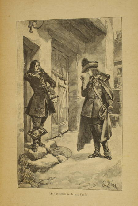 ARTHEZ (Danielle d') - L'excellent baron de Pic-Ardant - 1895 - Cartonnage - Photo 0 - livre rare
