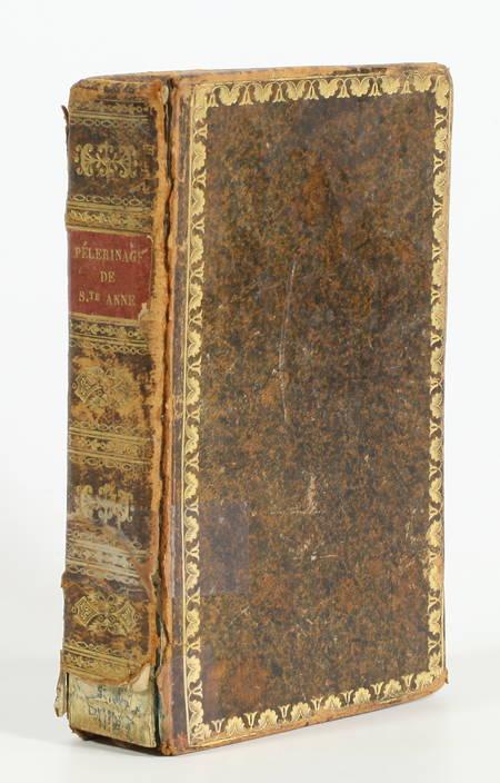 [Bretagne] Martin - Le pélerinage de Sainte-Anne d'Auray - Vannes 1831 Lith. EO - Photo 1 - livre du XIXe siècle