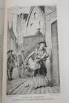 Restif de la Bretonne. Le pied de Fanchette ou le soulier rose - 1881 Avec suite - Photo 0 - livre du XIXe siècle
