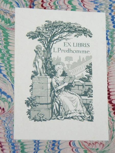 Restif de la Bretonne. Le pied de Fanchette ou le soulier rose - 1881 Avec suite - Photo 2 - livre de bibliophilie