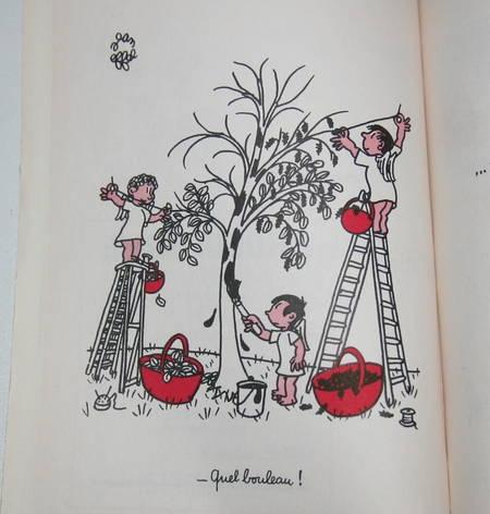 EFFEL (Jean). La création des plantes, livre rare du XXe siècle