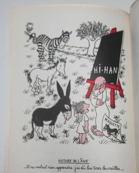 Jean Effel - La création des animaux - 1955 - Illustrations - Photo 0 - livre d'occasion