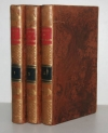 Oeuvres de Crébillon - 3 volumes reliés - 1812 - Gravures de Marillier - Photo 1, livre ancien du XIXe siècle