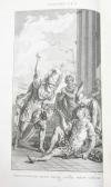 Oeuvres de Crébillon - 3 volumes reliés - 1812 - Gravures de Marillier - Photo 2, livre ancien du XIXe siècle