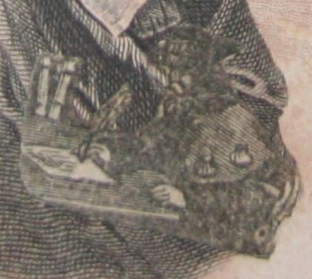 Les pensées de Blaise Pascal - 1824 - 2 petits formats - curieux collage - Photo 4 - livre rare