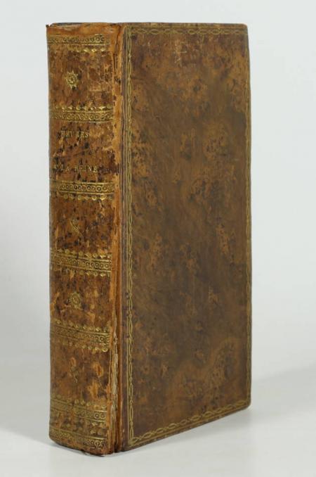 Heures dédiées à la Reine - 1786 - Gravures - Gros caractères - Photo 2 - livre d'occasion
