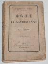Navery [Saffray] - Monique la savoisienne. L autel et le foyer - 1860 - Photo 0 - livre du XIXe siècle